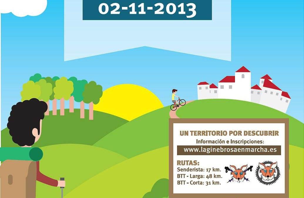 II Marcha Senderista & Cicloturista Villa de la Ginebrosa