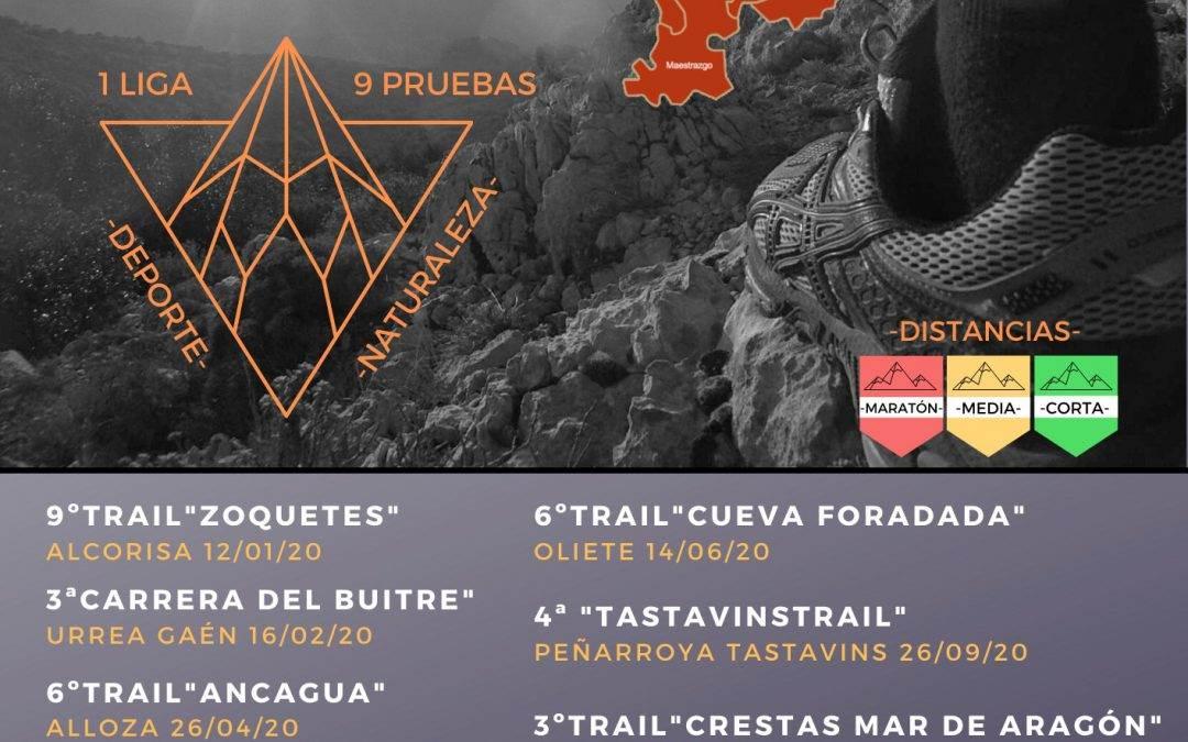Se presenta el I Circuito Trail-  Carreras de Montaña Bajo Aragón Histórico.