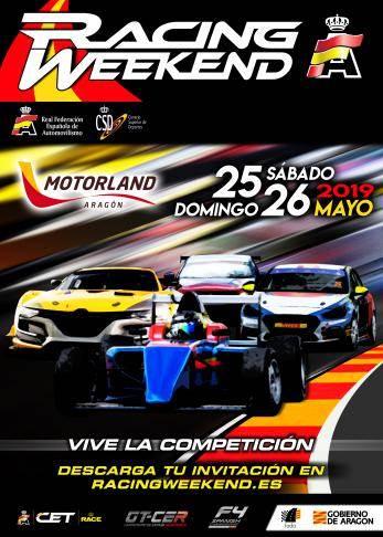 Racing Weekend RFEdeA