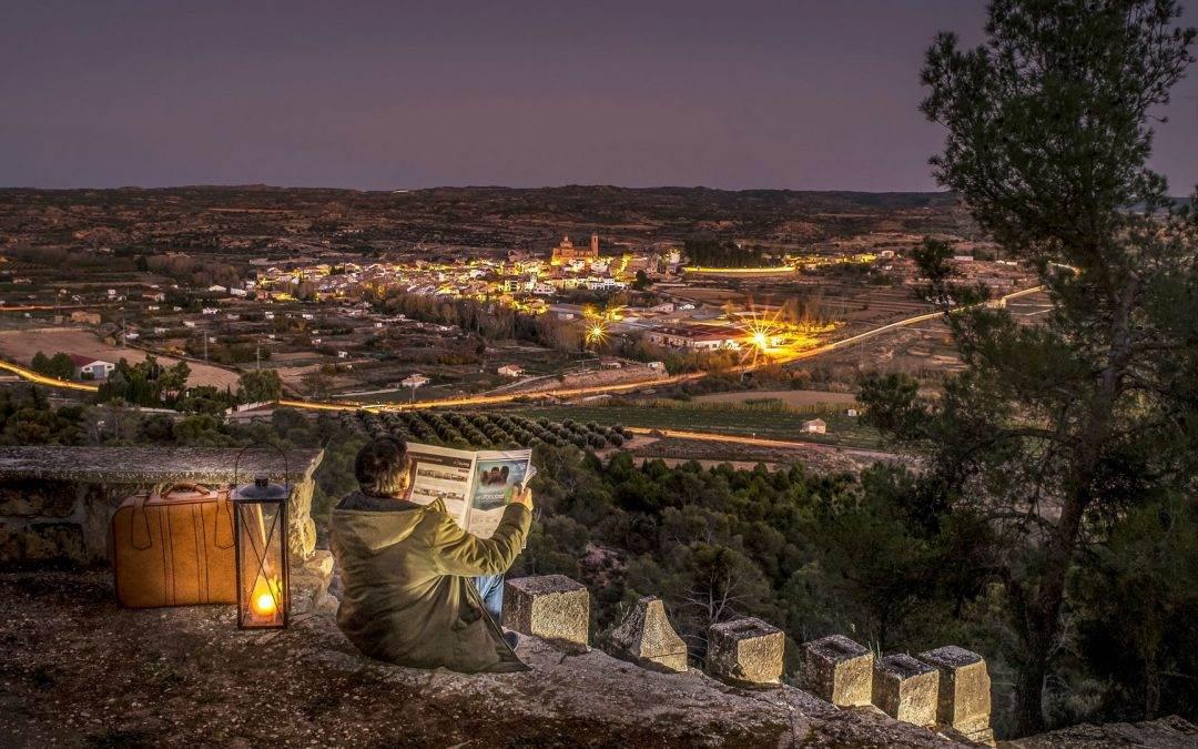 Gran participación en el  concurso de fotografía «Miradas al Bajo Aragón» de la Comarca del Bajo Aragón