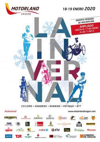 La Invernal de MotorLand Aragón
